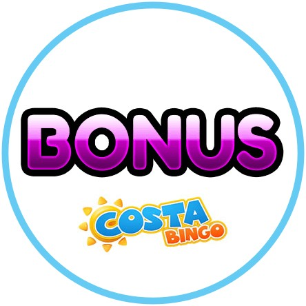 Latest bingo bonus from Costa Bingo