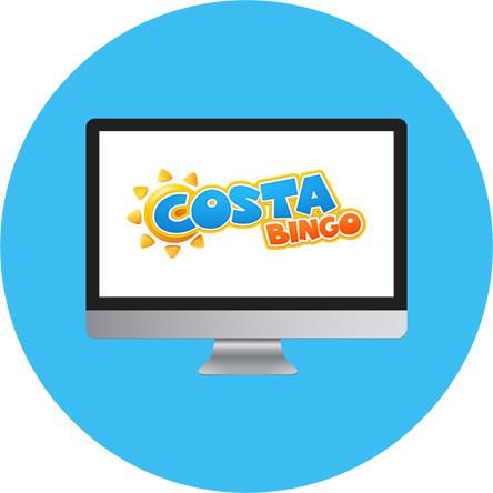 Costa Bingo - Online Bingo