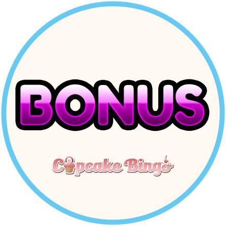 Latest bingo bonus from Cupcake Bingo Casino