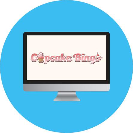 Cupcake Bingo Casino - Online Bingo