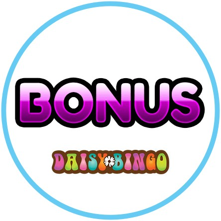 Latest bingo bonus from Daisy Bingo Casino