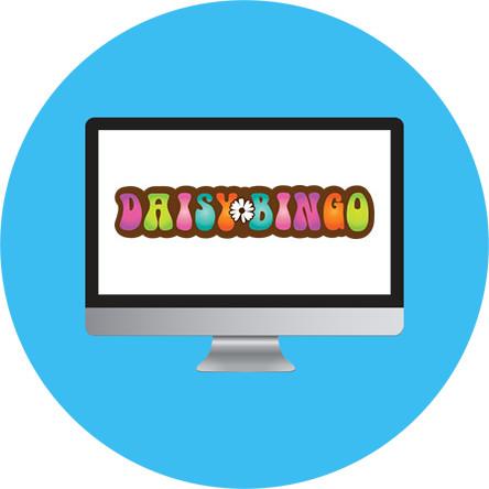 Daisy Bingo Casino - Online Bingo