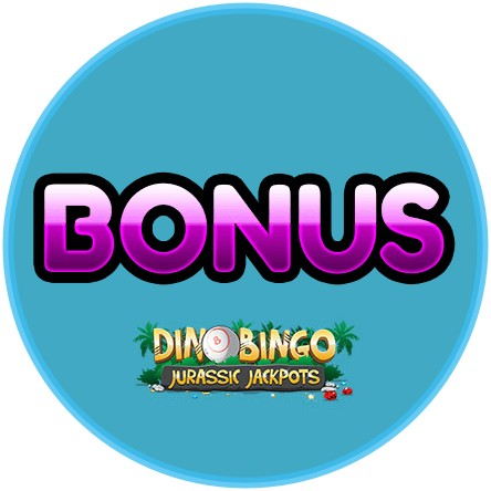 Latest bingo bonus from Dino Bingo