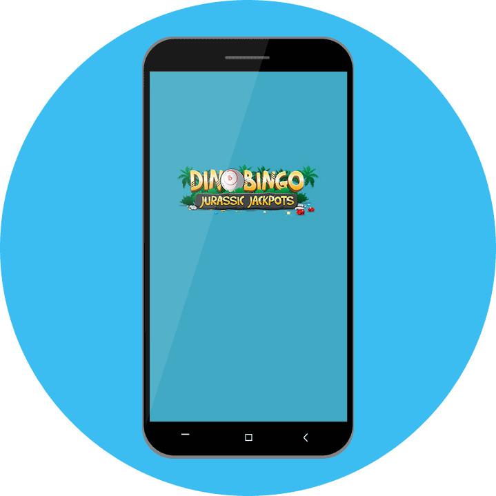 Mobile Dino Bingo