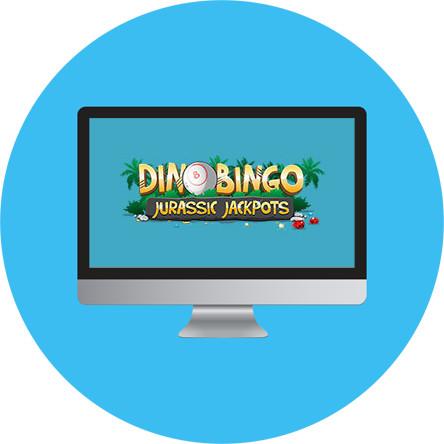Dino Bingo - Online Bingo