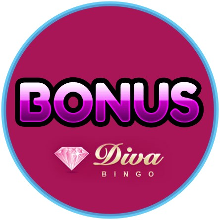 Latest bingo bonus from Diva Bingo Casino