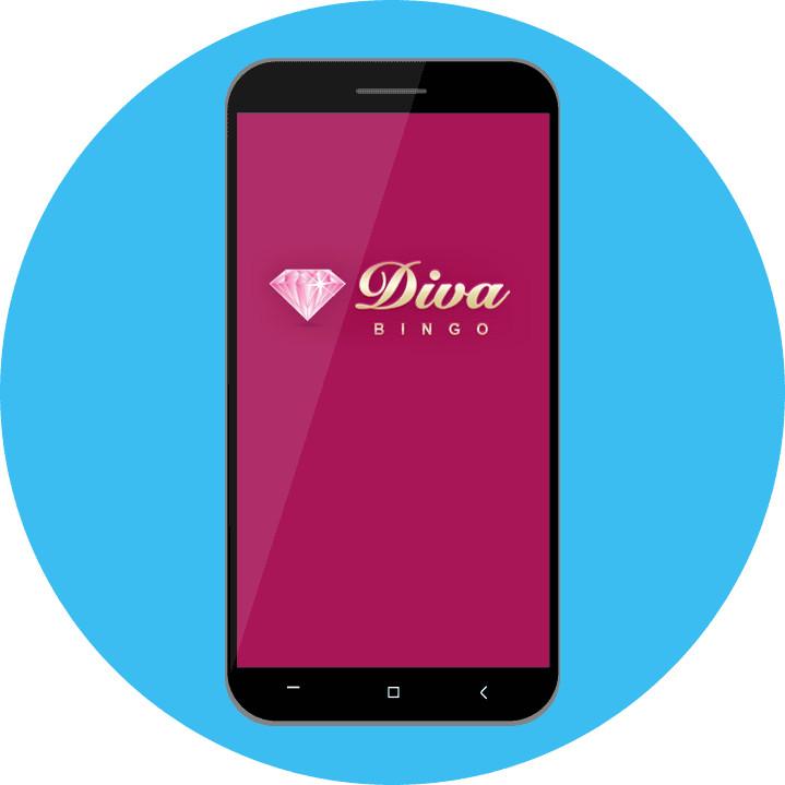 Mobile Diva Bingo Casino