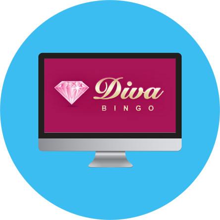 Diva Bingo Casino - Online Bingo