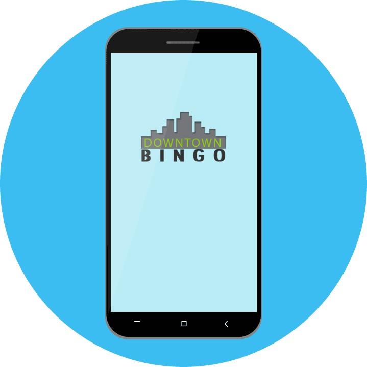Mobile Downtown Bingo