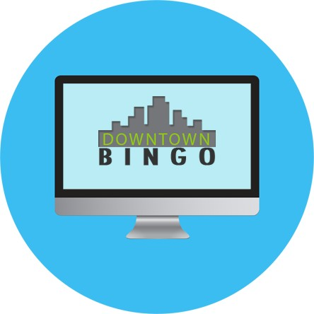 Downtown Bingo - Online Bingo