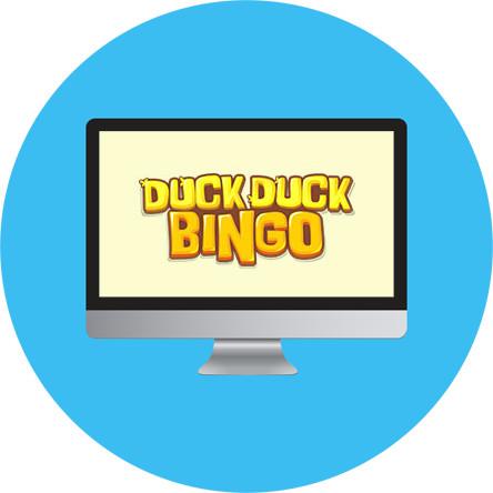 Duck Duck Bingo Casino - Online Bingo