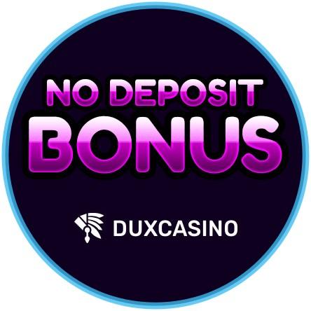 Duxcasino - no deposit bonus