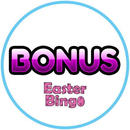 Latest bingo bonus from Easter Bingo Casino
