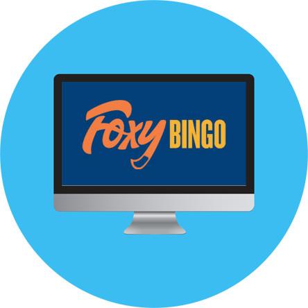 Foxy Bingo - Online Bingo