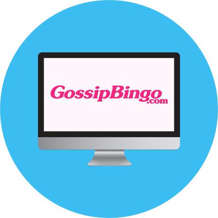Gossip Bingo - Online Bingo
