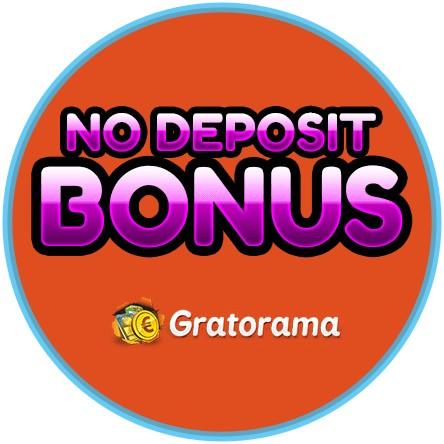 Gratorama Casino - no deposit bonus