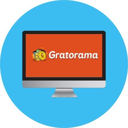 Gratorama Casino - Online Bingo