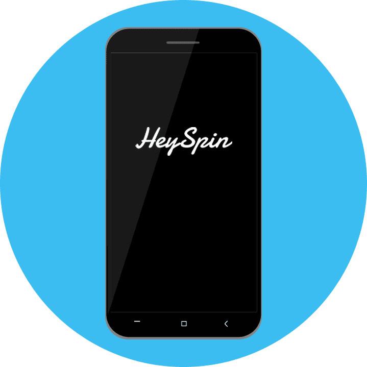 Mobile HeySpin
