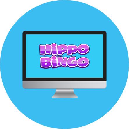 Hippo Bingo Casino - Online Bingo
