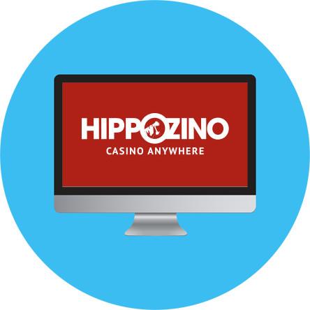 HippoZino Casino - Online Bingo