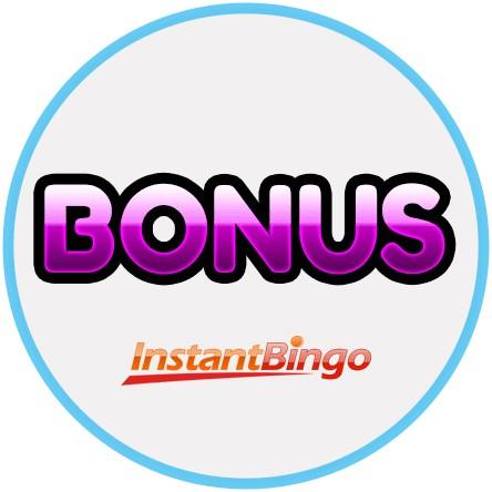 Latest bingo bonus from InstantBingo Casino