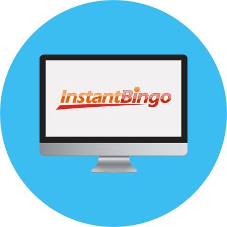 InstantBingo Casino - Online Bingo
