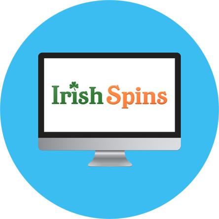 Irish Spins - Online Bingo