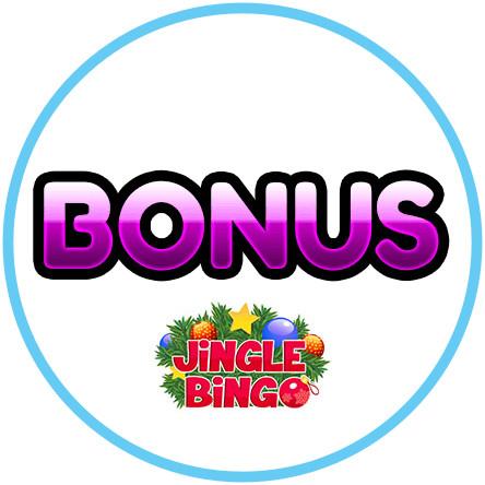 Latest bingo bonus from Jingle Bingo Casino