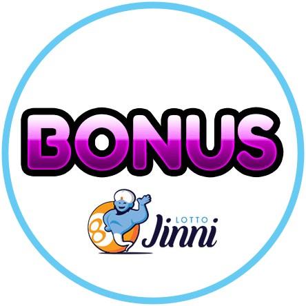 Latest bingo bonus from Jinni Lotto