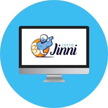 Jinni Lotto - Online Bingo
