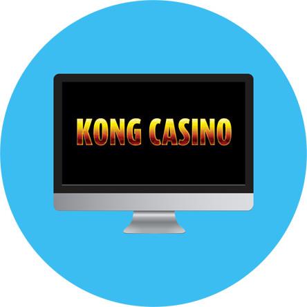 Kong Casino - Online Bingo