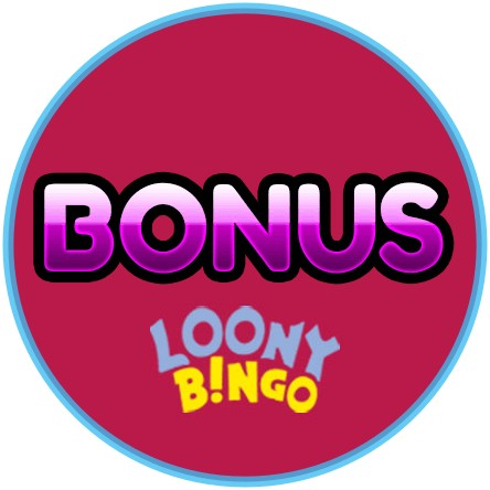 Latest bingo bonus from Loony Bingo