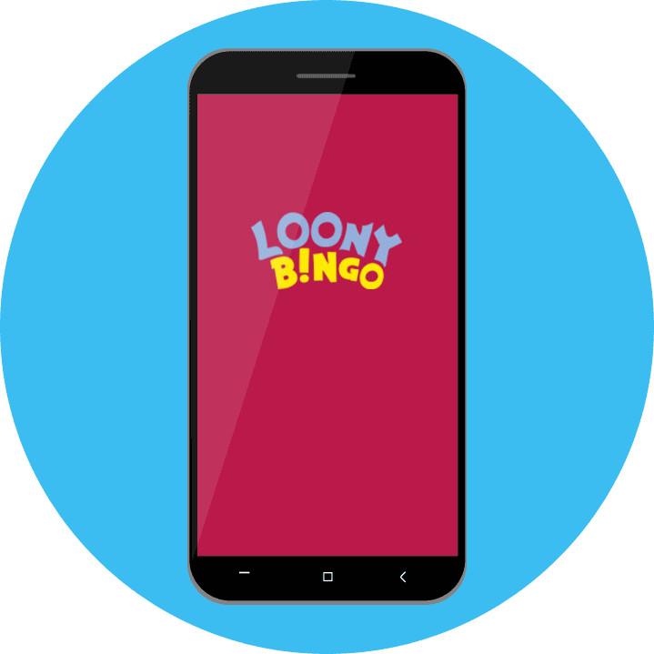 Mobile Loony Bingo