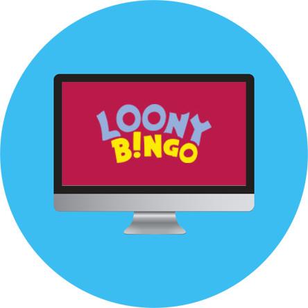 Loony Bingo - Online Bingo