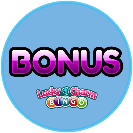 Latest bingo bonus from Lucky Charm Bingo Casino