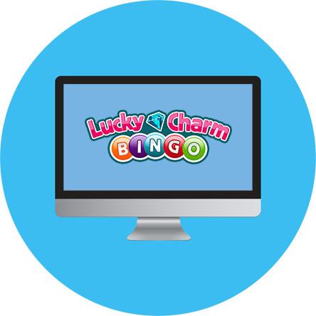 Lucky Charm Bingo Casino - Online Bingo