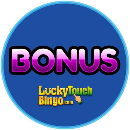 Latest bingo bonus from Lucky Touch Bingo
