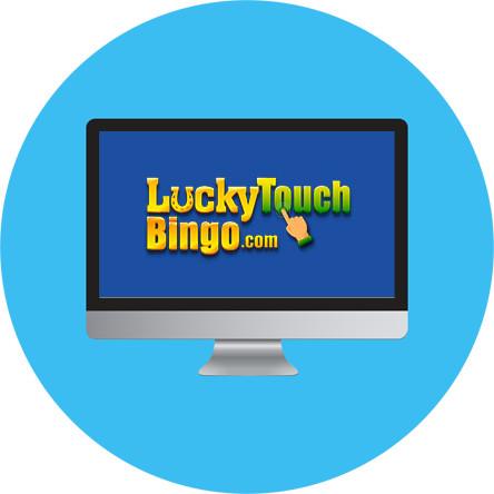 Lucky Touch Bingo - Online Bingo