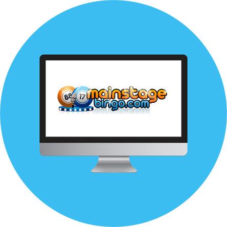 Mainstage Bingo Casino - Online Bingo
