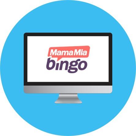 MamaMia Bingo Casino - Online Bingo