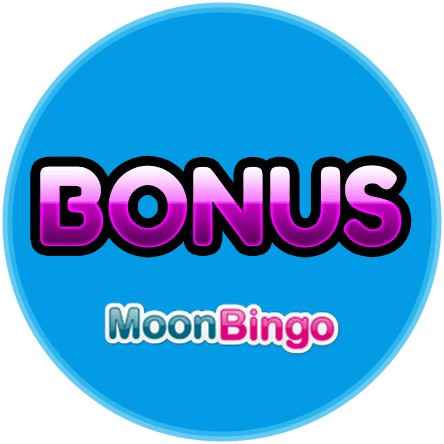 Latest bingo bonus from Moon Bingo