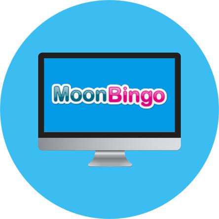 Moon Bingo - Online Bingo