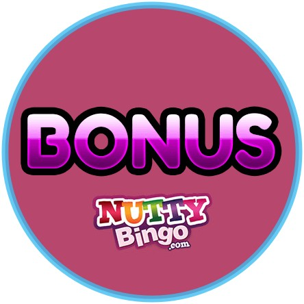 Latest bingo bonus from Nutty Bingo Casino