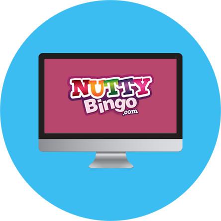 Nutty Bingo Casino - Online Bingo