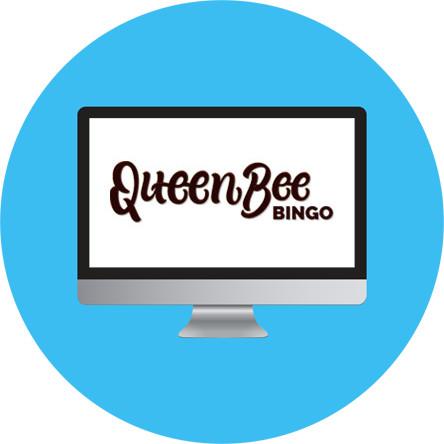 Queen Bee Bingo Casino - Online Bingo