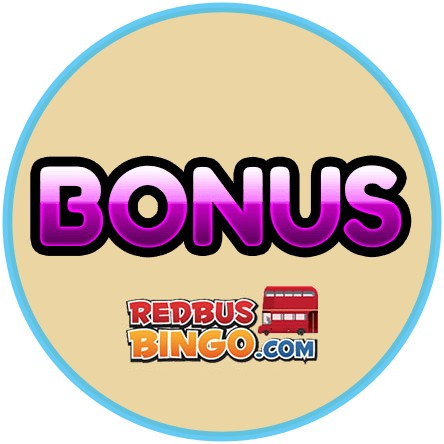 Latest bingo bonus from RedBus Bingo Casino