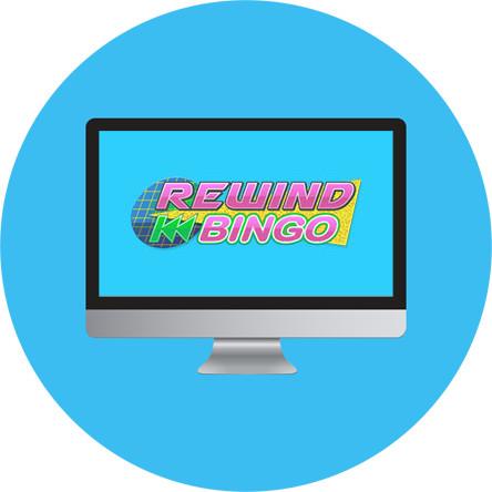 Rewind Bingo - Online Bingo