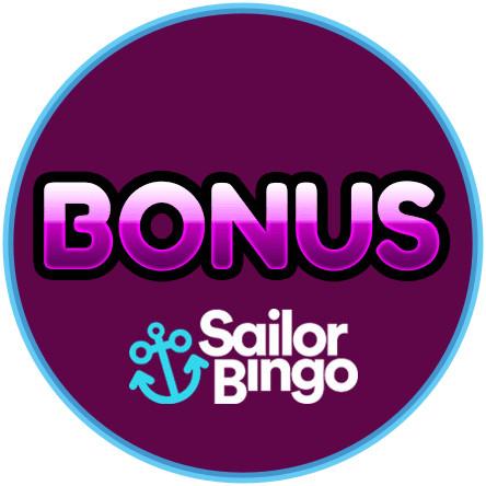 Latest bingo bonus from Sailor Bingo Casino