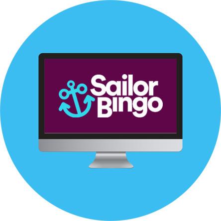 Sailor Bingo Casino - Online Bingo