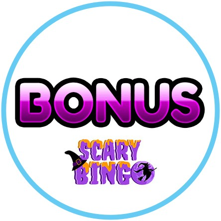 Latest bingo bonus from Scary Bingo Casino